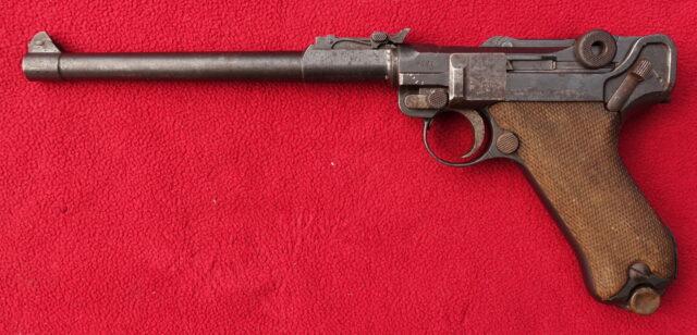 foto Pistole DWM LP08