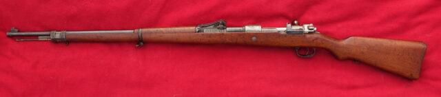 foto Puška Mauser 1909 pro Peru – REZERVOVÁNO