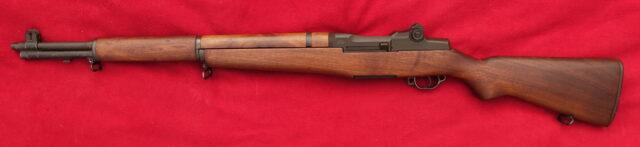 foto Puška Garand M1 v ráži .308Win