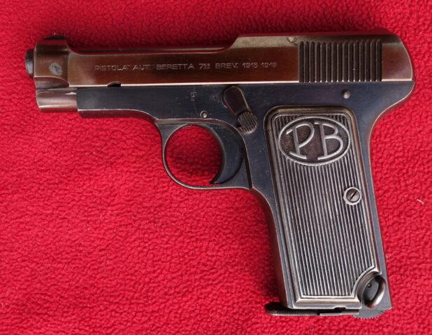 foto Pistole Beretta 1915-19