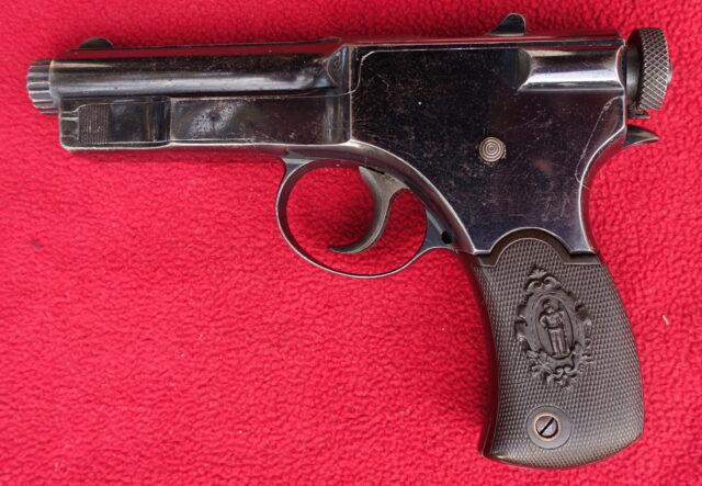 foto Pistole Roth Sauer M.1900
