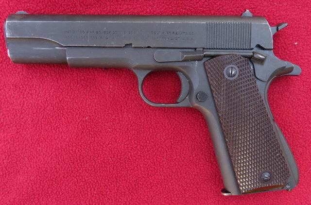 foto Pistole Colt 1911A1 – REZERVOVÁNO