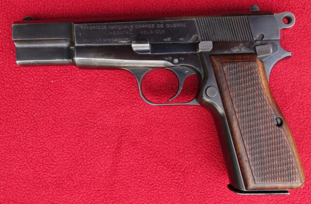foto Pistole FN HP – REZERVOVÁNO