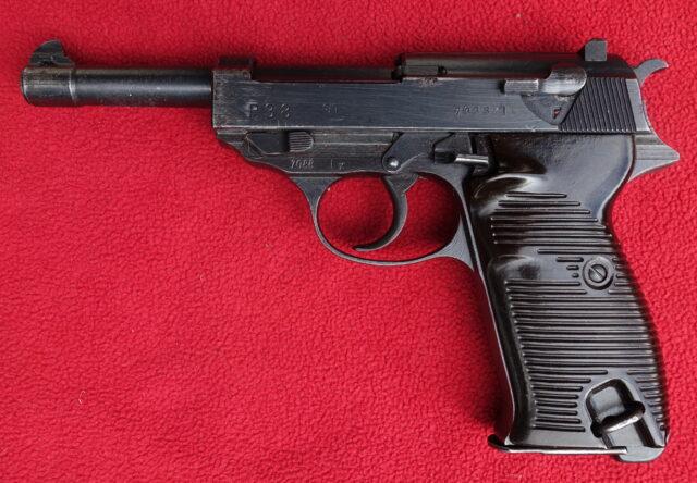 foto Pistole Spreewerk P38