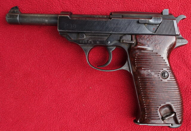 foto Pistole Walther P38