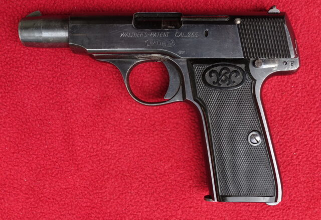 foto Pistole Walther Mod.4