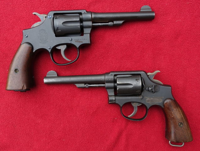 foto Revolver Smith & Wesson MP