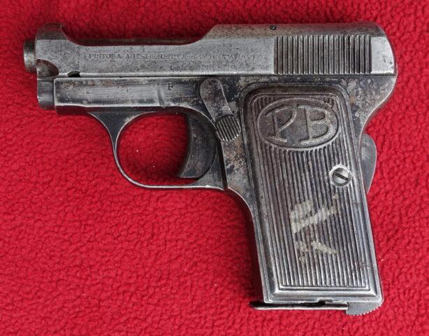 foto Pistole Beretta 1919 v ráži 6,35mm Brovning