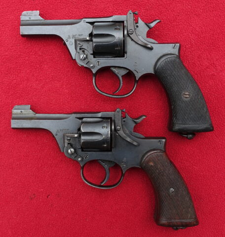 foto Revolver Enfield No.2 Mk I
