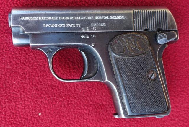 foto Pistole FN 1906