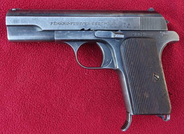 foto Pistole Frommer 37M