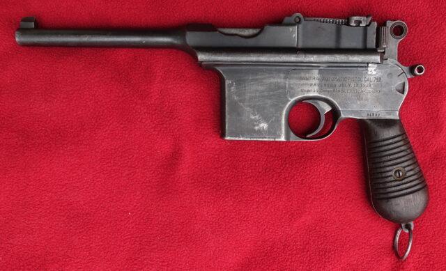 foto Pistole Astra Mod.900