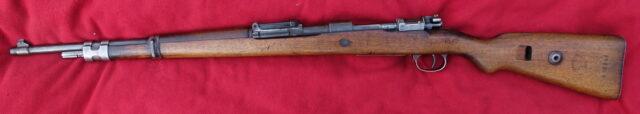 foto Puška Mauser 98k