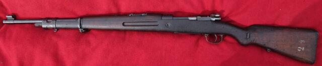 foto Krátká puška Mauser 1935