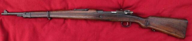 foto Jugoslávská puška vz.24