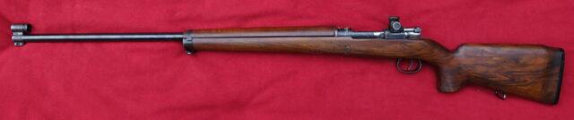 foto Švédská sportovní puška M.63