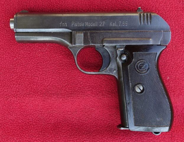 foto Pistole ČZ Vz.27 pro Wehrmacht – REZERVOVÁNO