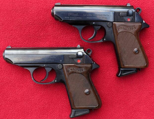 foto Pistole Walther PPK-L výroba Ulm