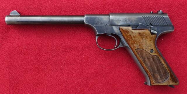 foto Pistole Colt Huntsman