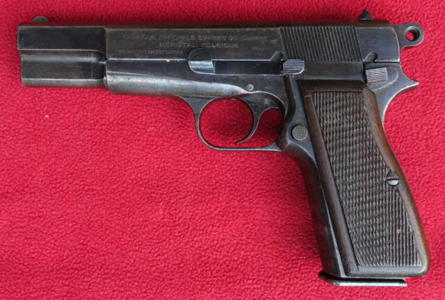 foto Pistole FN HP pro Wehrmacht