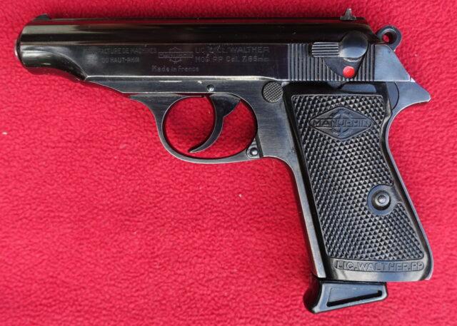 foto Pistole Manurhin PP