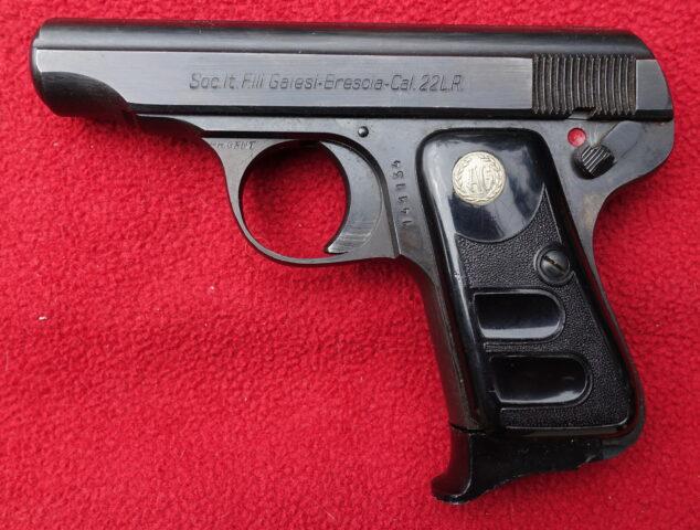 foto Pistole Galesi Model 9 – REZERVOVÁNO