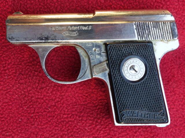 foto Pistole Walther Mod.9