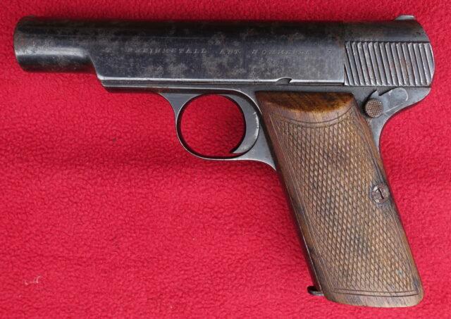 foto Pistole Rheinmetall – REZERVOVÁNO