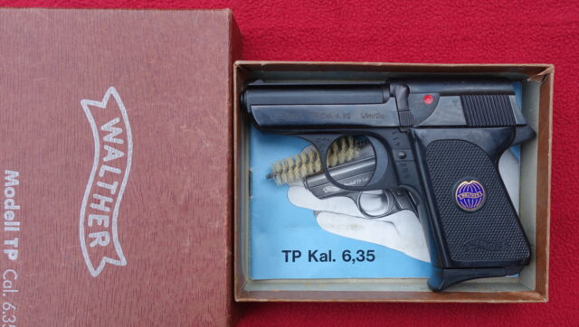foto Pistole Walther TP